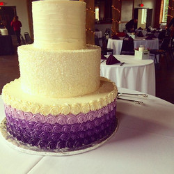 #glitter and #plum and #tiers and #YES
