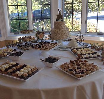 Dessert buffet for one?