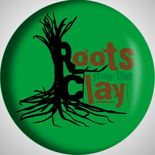 Roots Buttons green