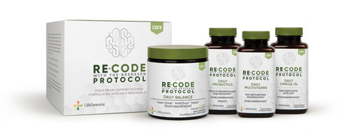 Re-Code Product Kit Packaging
