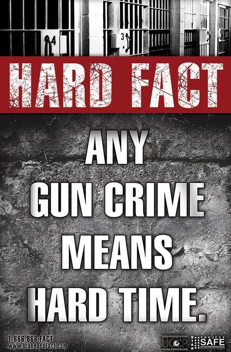 Hard Fact Poster