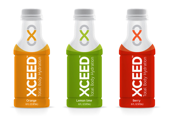 Xceed Product Packaging