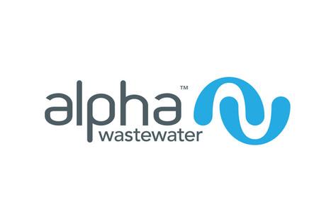 Alpha Wastewater Logo