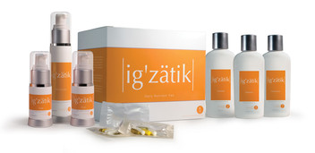 Igzatik Skin Nutrition Packaging