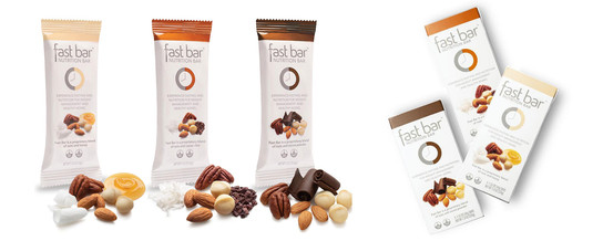 FastBar Product Packaging