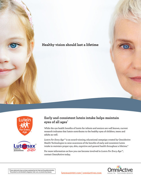 Lutemax2020 Print Ad