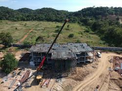 รับเหมาก่อสร้างอาคาร