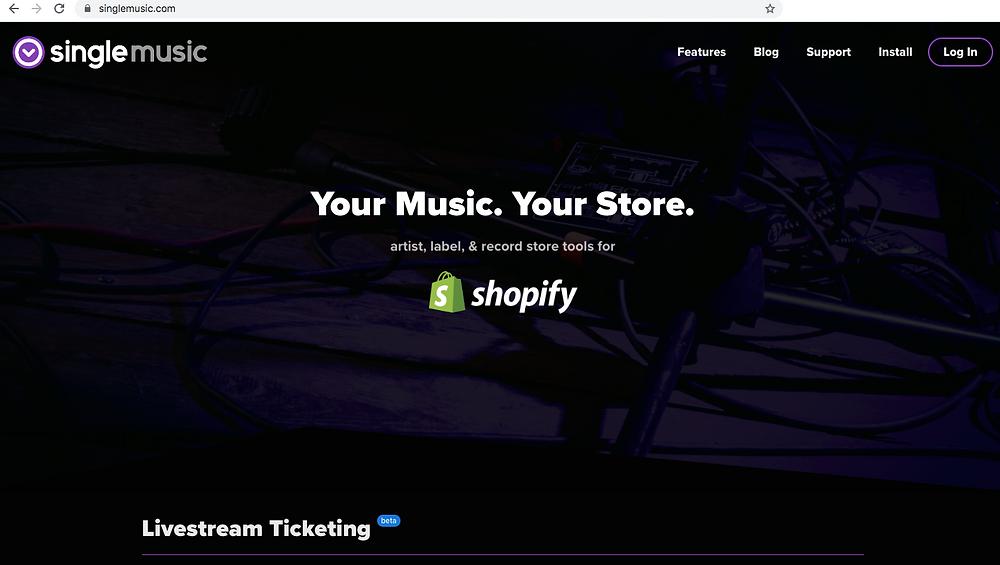 Single_Music_Shopify