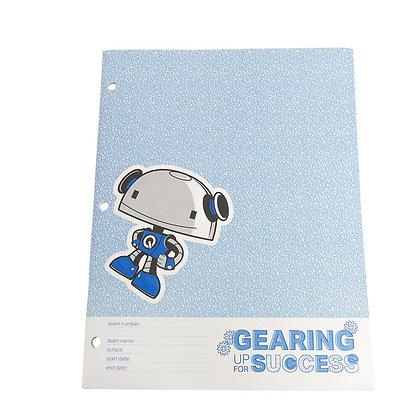 [228-5671]  VEX IQ Engineering Notebook (5 Pack)