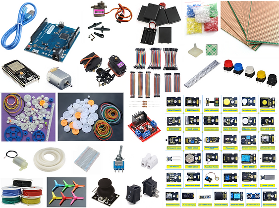 STEAM - Halocode Edition - Coding/Electronic Classroom Starter Kit