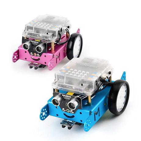 mBot v1.1 - Blue or Pink (Bluetooth Version)