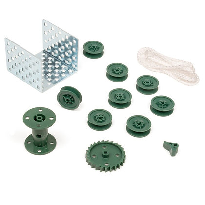 [276-1546] - Winch and Pulley Kit
