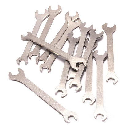 [276-4350] - Open End Wrench (12-pack)