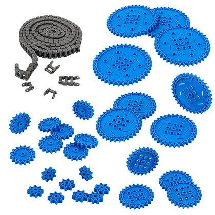 [228-2534]  Chain & Sprocket Kit