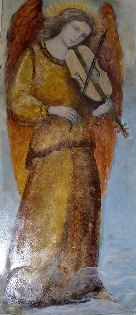 Immagine nel santuario Santa Maria della Luce