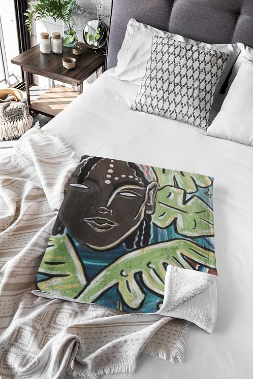 Kariba Plush Blanket