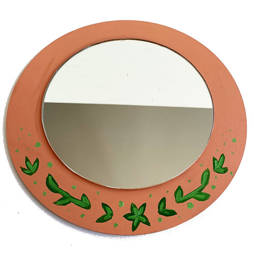 Mopane Tree Mirror