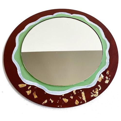Msasa Tree Mirror
