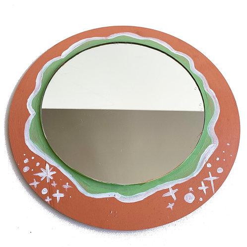 Marula Tree Mirror