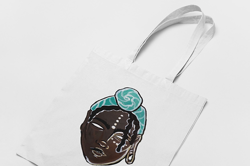 Zambezi Tote Bag