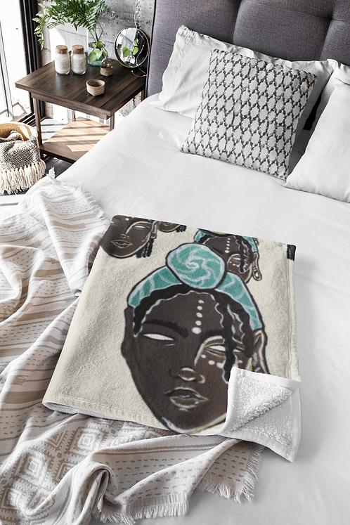 Kariba Zambezi Trip Plush Blanket