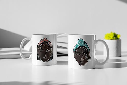 Kariba & Zambezi Mug Set