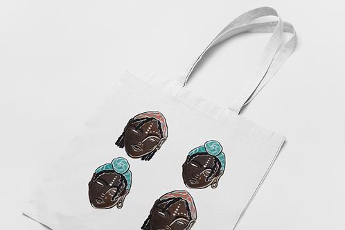 Kariba Zambezi Tote Bag