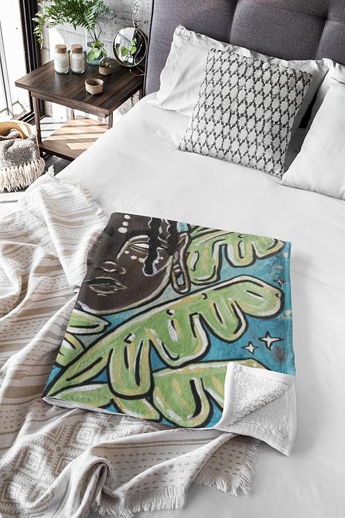 Zambezi Plush Blanket