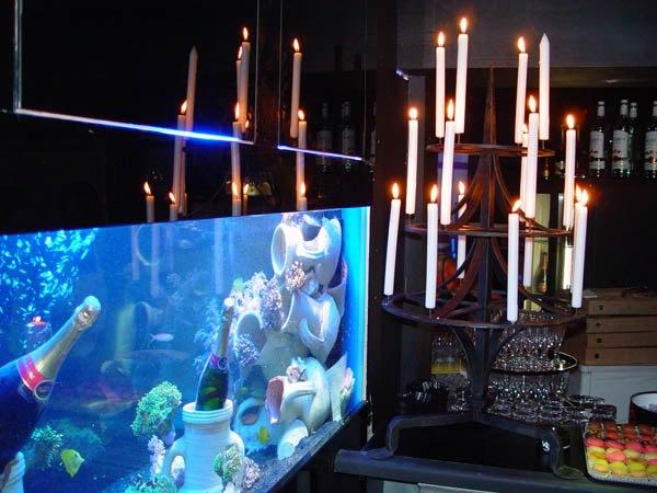 Rechthoek aquarium