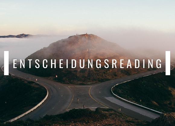 Entscheidungs Reading
