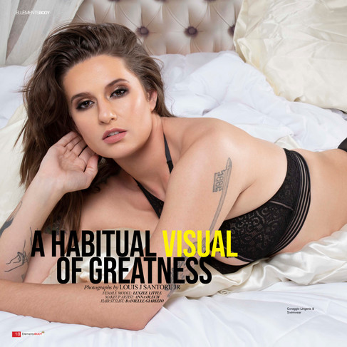 A Habitual Visual Of Greatness