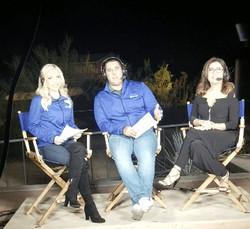 CH 12 TV Interview