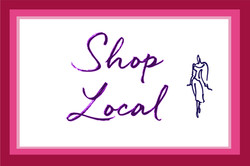 Shop Local Pink