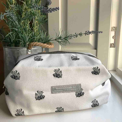 Cosmetic Bag with Acorn