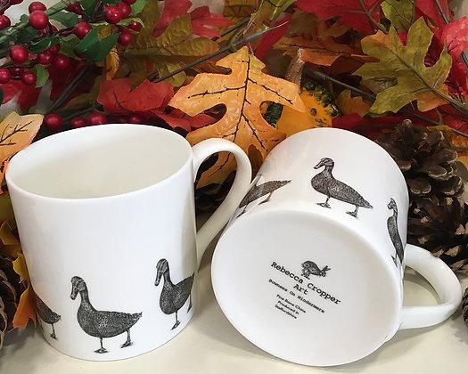 Balmoral Mug with Duck