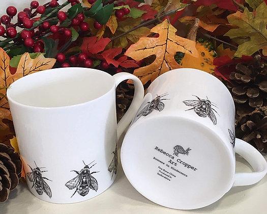 Balmoral Mug with Bee