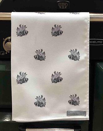Tea Towel with Acorn