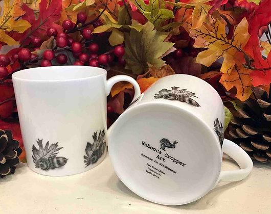 Balmoral Mug with Acorn