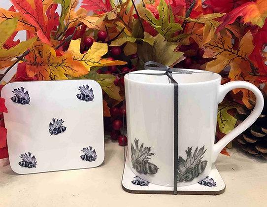 Gift Set with Acorn