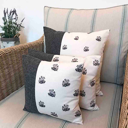 Luxury Cushion with Acorn from