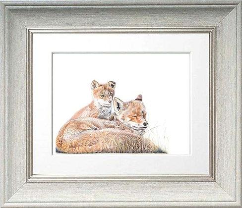 Vixen & Cub