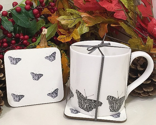 Gift Set with Butterfly
