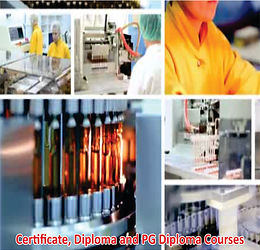 Certificate, Diploma and PG Diploma Cour