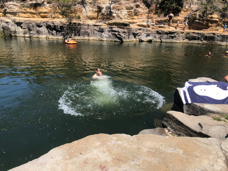Competitions all round at Yamba in Dec 20