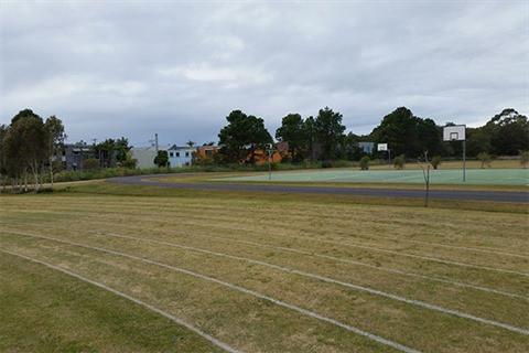 $250k cycle track for Cavanbah Centre gets underway