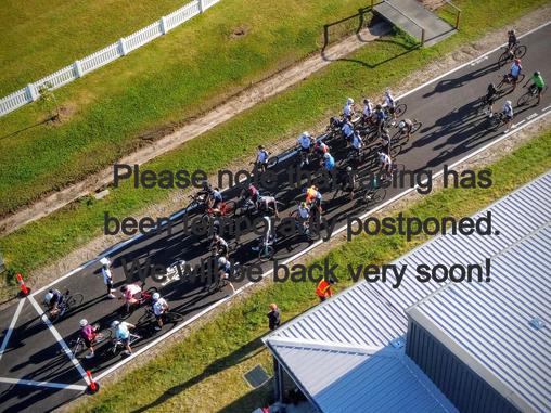 Racing Suspended - Feb 2021