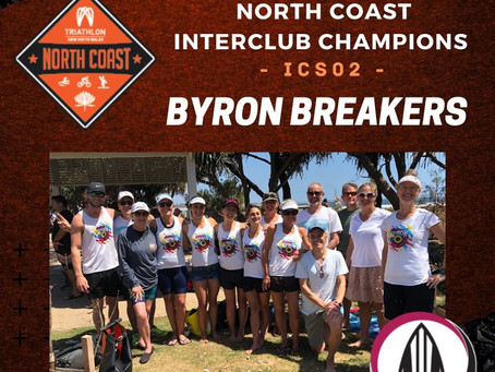 North Coast Interclub Champions