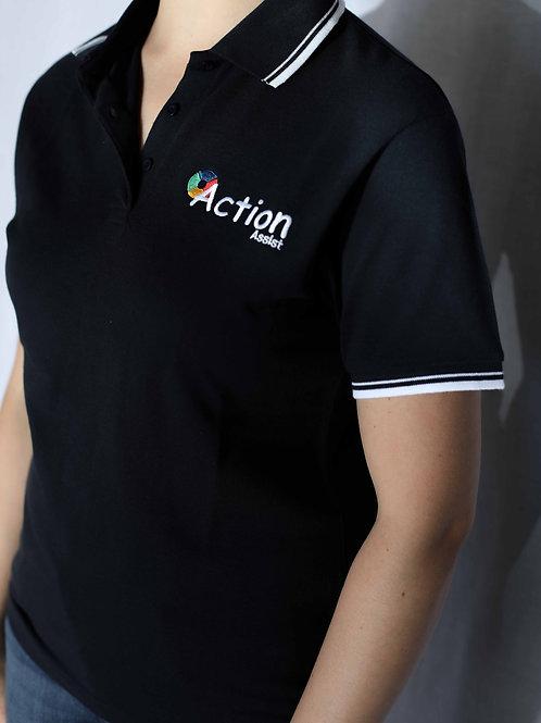 Ladies Action Assist Golf Shirt