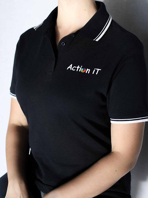 Ladies Action iT Golf Shirt