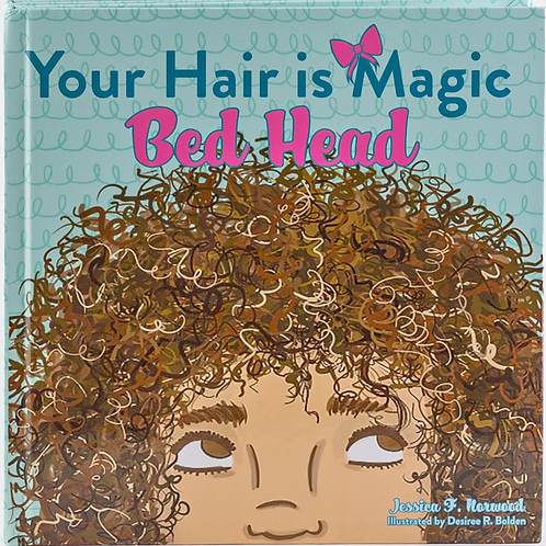 (USA Shipping) Your Hair is Magic: Bed Head